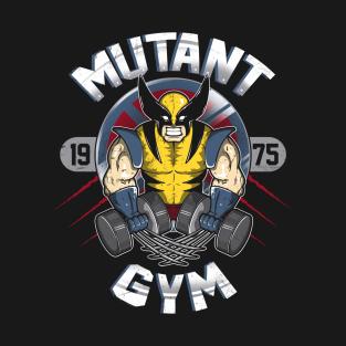 Mutant Gym t-shirts