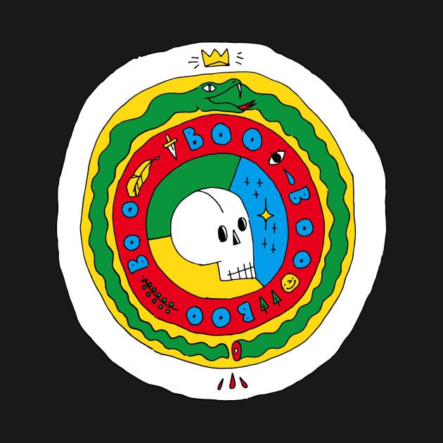 Spooky Badge