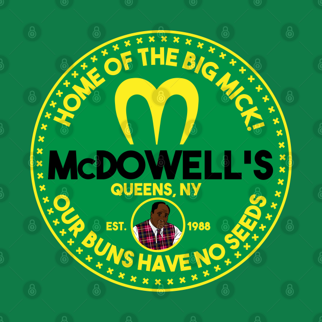 McDowells logo