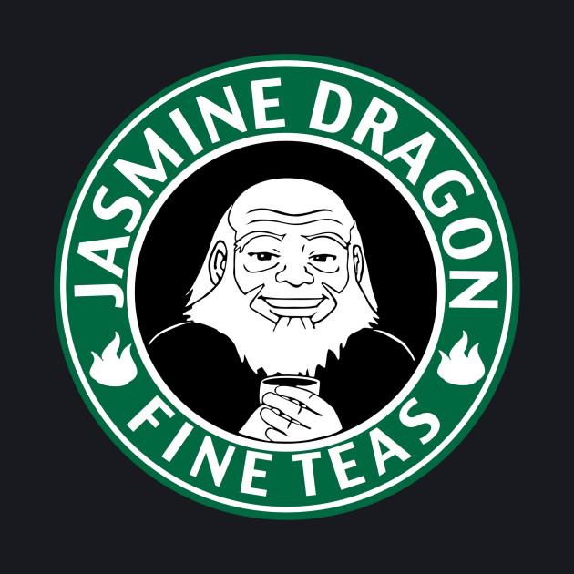 Jasmine Dragon Fine Teas