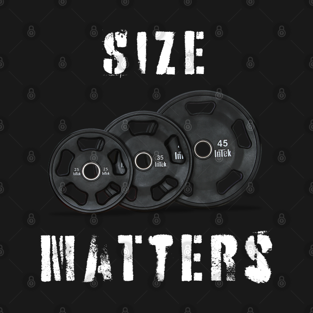 Size Matters (Select Tri-Blend Style)