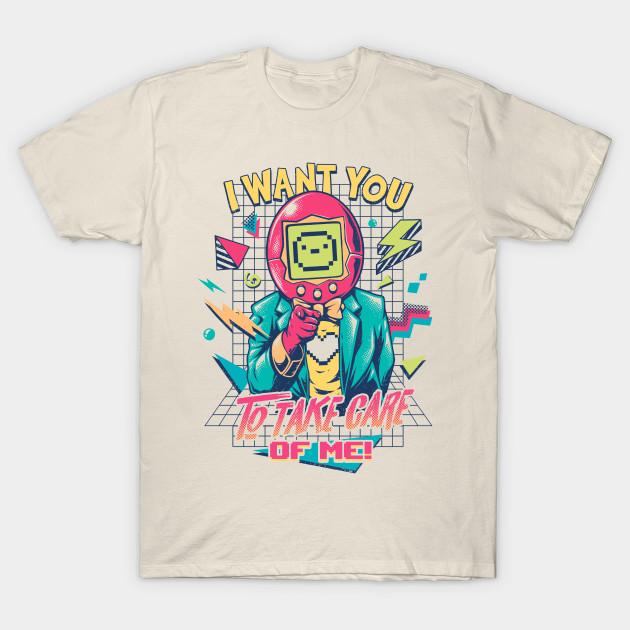 b667807087f SAMAGOTCHI - Retro - T-Shirt