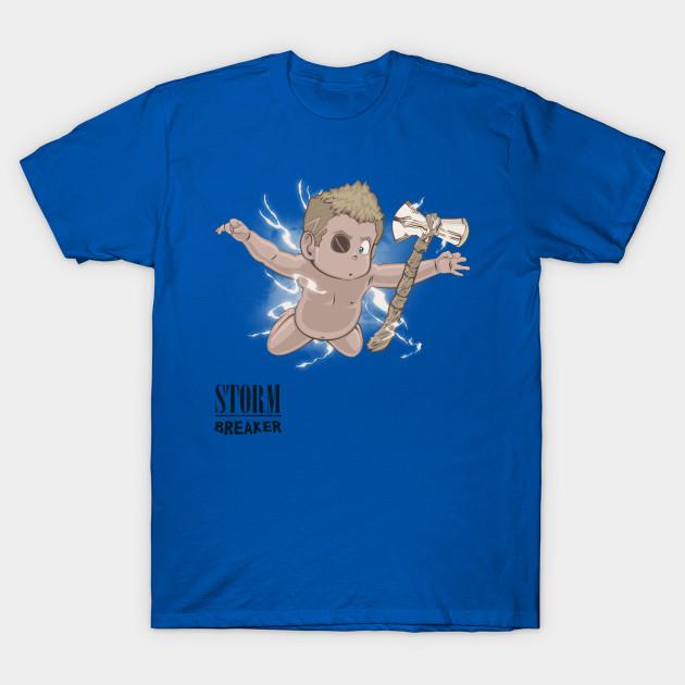 af5287e1939 Stormbreaker - Thor - T-Shirt