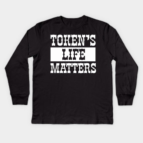 south park tokens life matters t-shirt