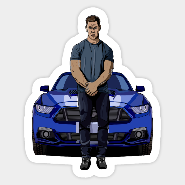 Fast And Furious 9 Jacob Toretto Fast And Furious 9 Sticker Teepublic