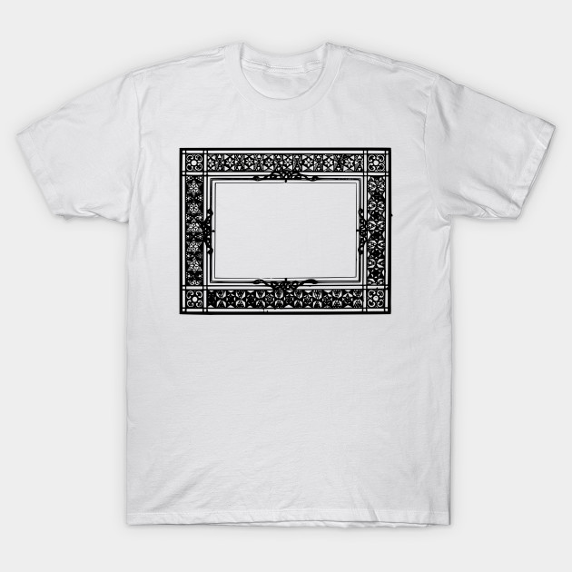 LIMITED EDITION. Exclusive Old Frame - Old Frame - T-Shirt | TeePublic