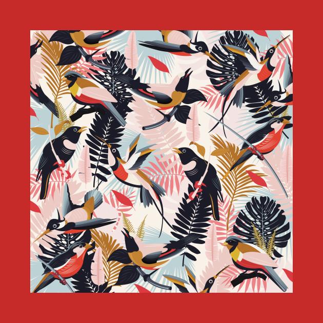 Bohemian Paradise Birds I.