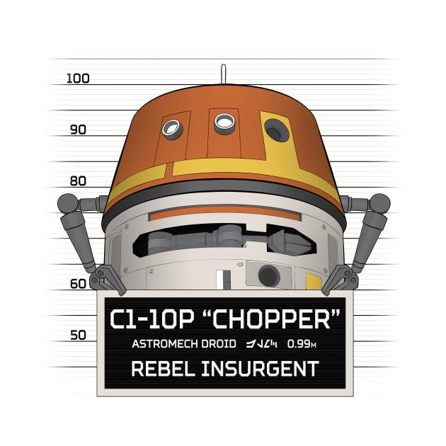 Rebel Droid