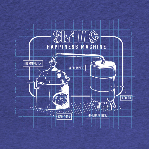 Slavic Happiness Machine