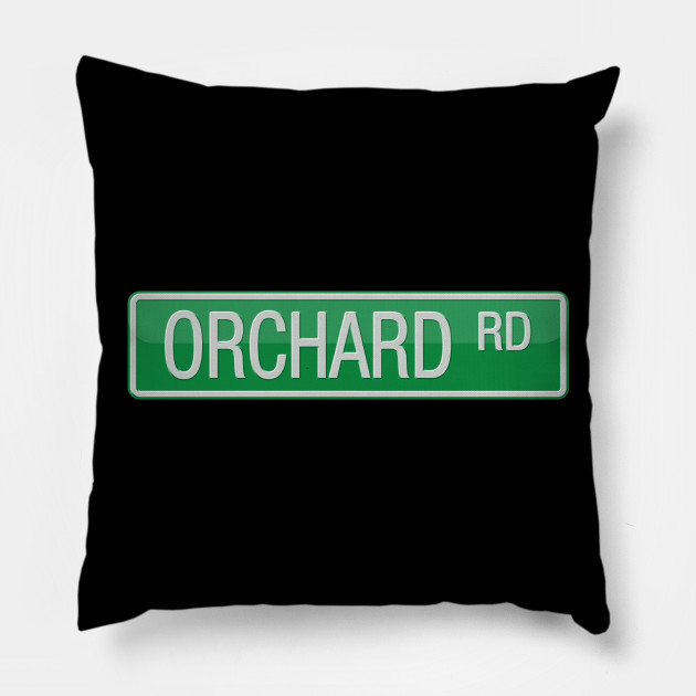 Orchard Road Street Sign T-shirt