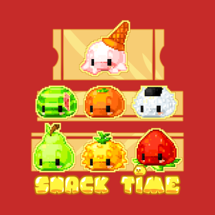 Snack Time t-shirts