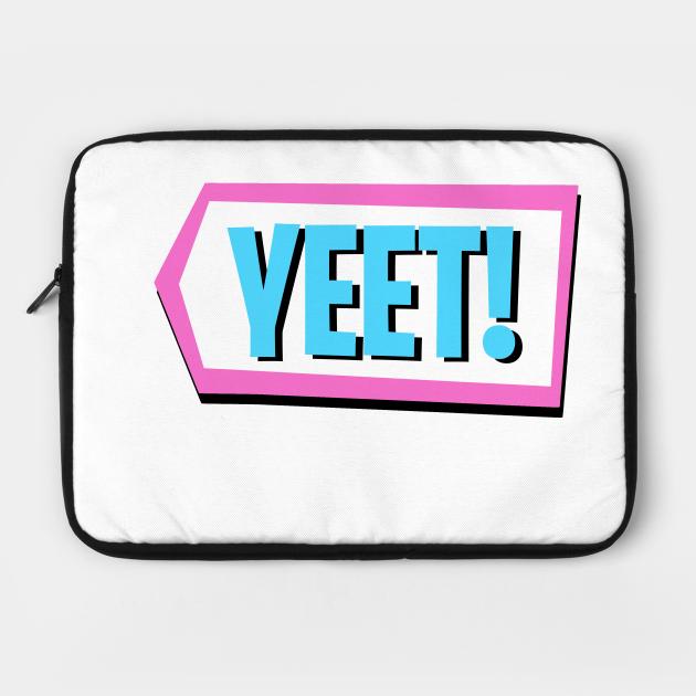 Yeet Pink Blue