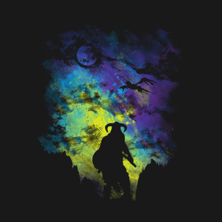 Aurora Sky t-shirts