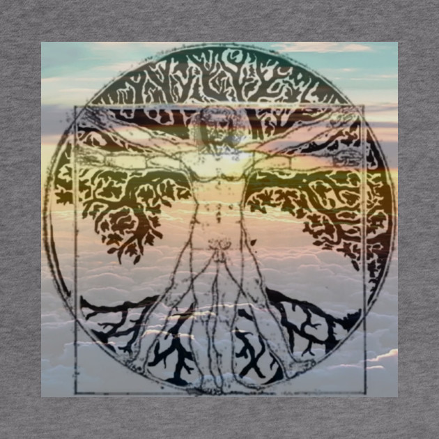 Vitruvian Tree of Life
