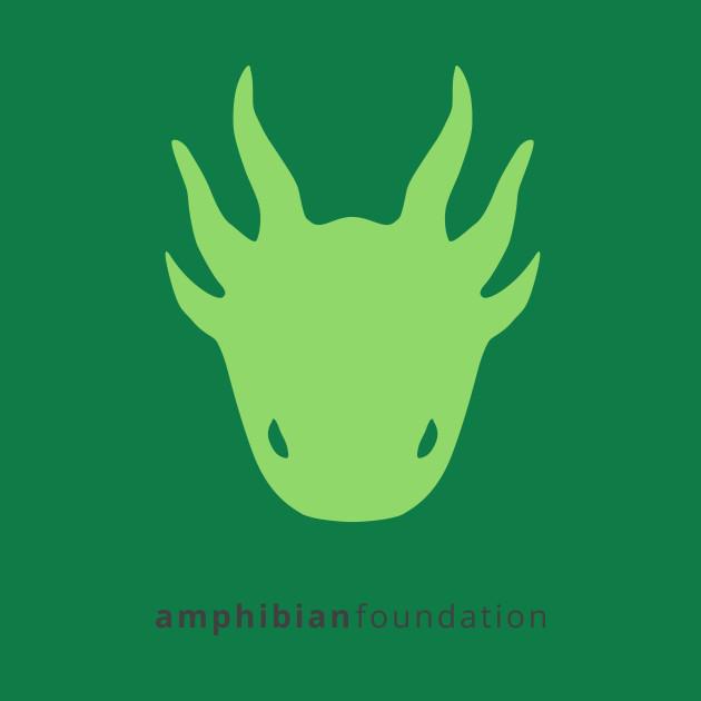 Amphibian Foundation Green Logo