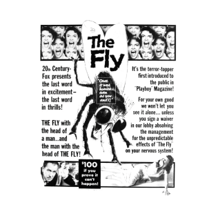 The Fly t-shirts