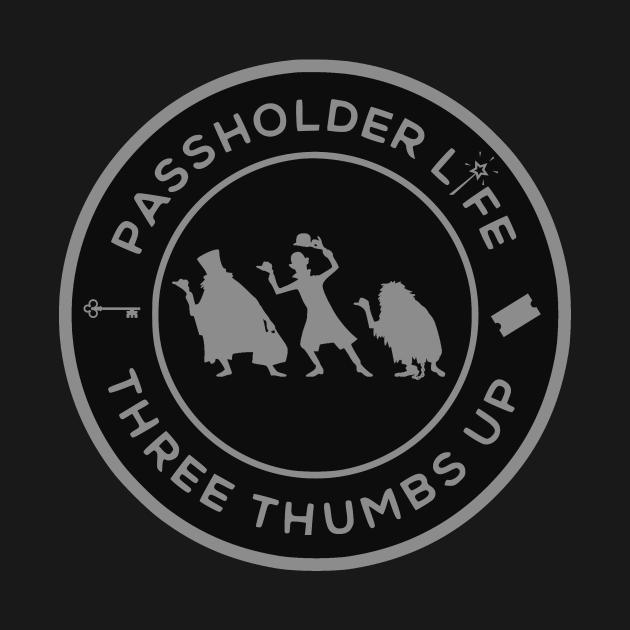 Passholder Life - Three Thumbs Up