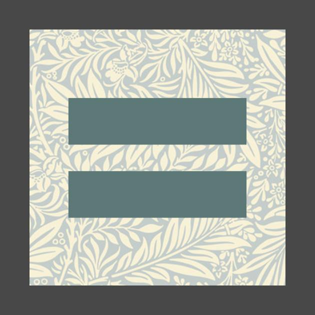 Hawaiian Print Equality Shirt 2