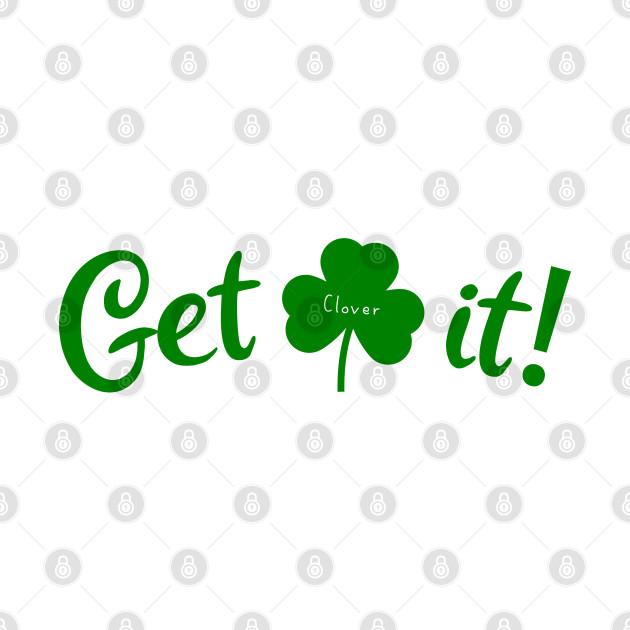 Get Clover It! (Green)