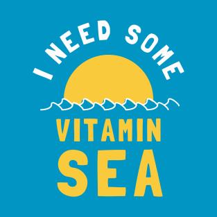 75383e2b4 Vitamin Sea T-Shirts | TeePublic
