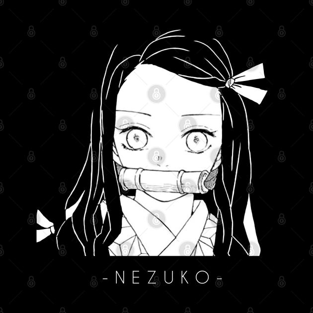 Nezuko Kamado Face