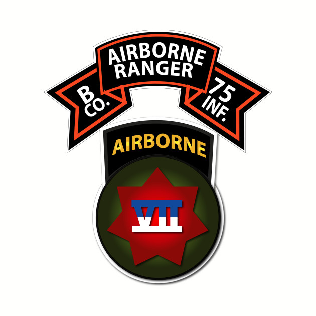B Co 75th Ranger - VII Corps - Airborne