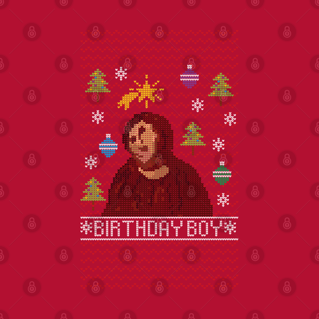 Ugly Jesus Sweater