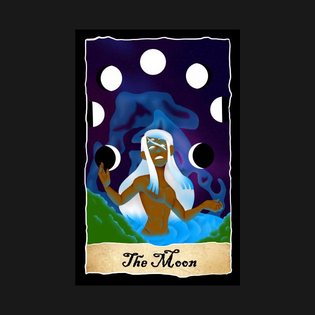 The Moon - Tarot