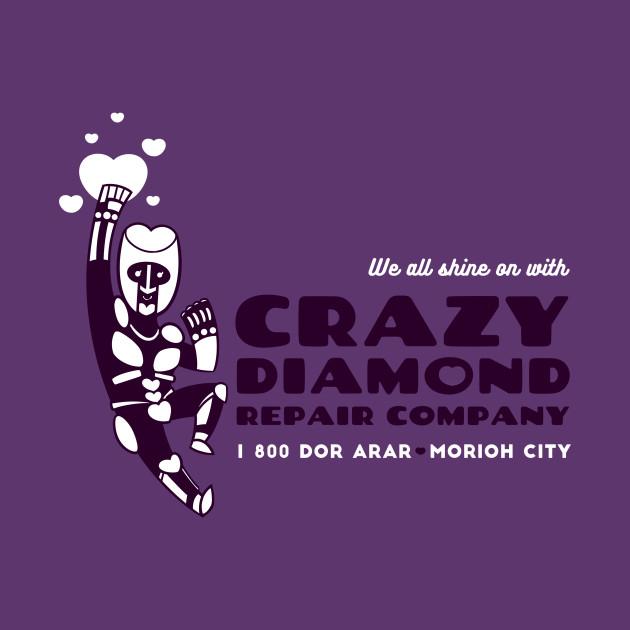 CRAZY DIAMOND REPAIR COMPANY [2 Color Ver.]