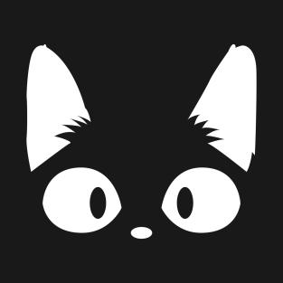Main Tag Black Cat T Shirt