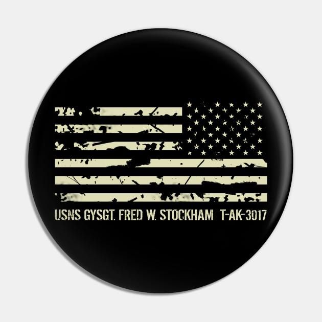 USNS GySgt. Fred W. Stockham