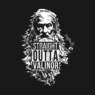 Wizard with the Pipe t-shirts