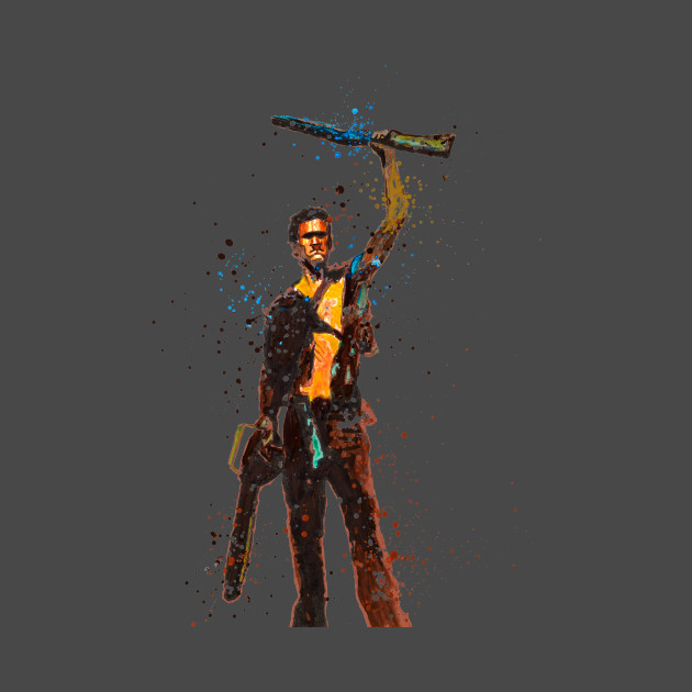 Ash-Army of Darkness