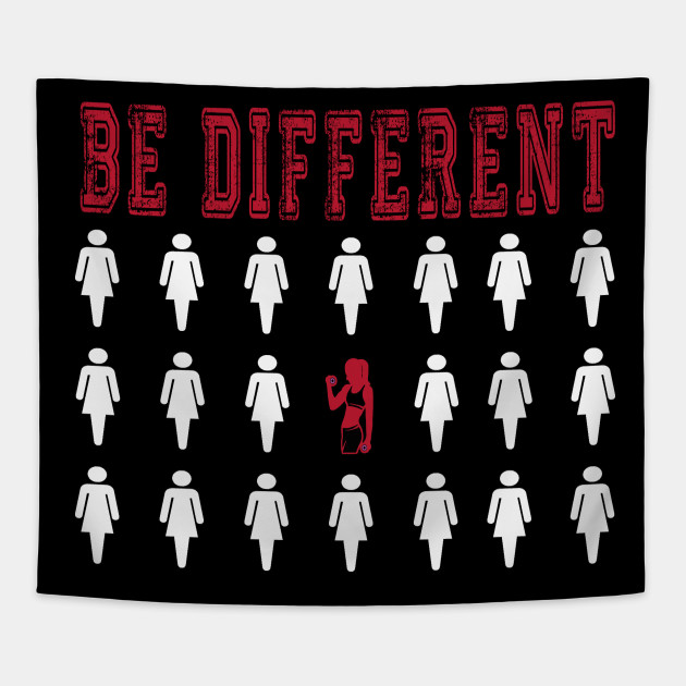 Womens Be Different For Fitness Lovers
