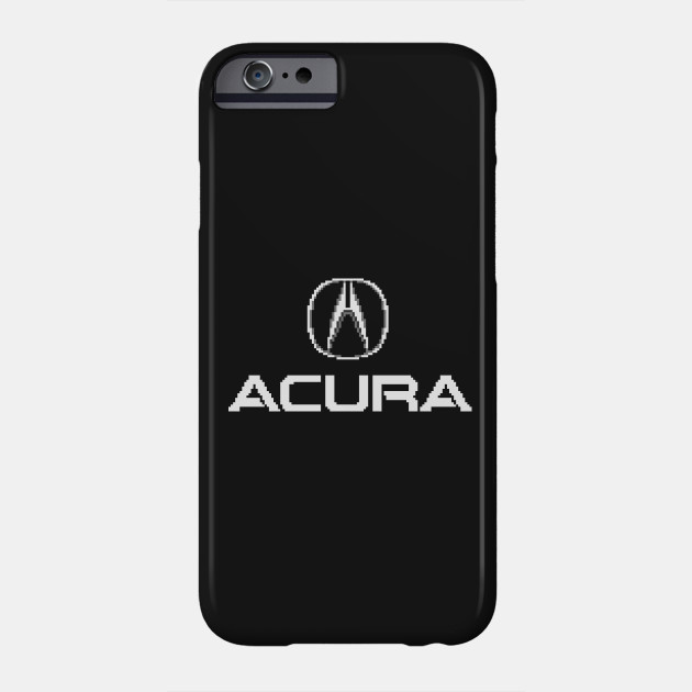 Acura Bit Cars Phone Case TeePublic - Acura phone case