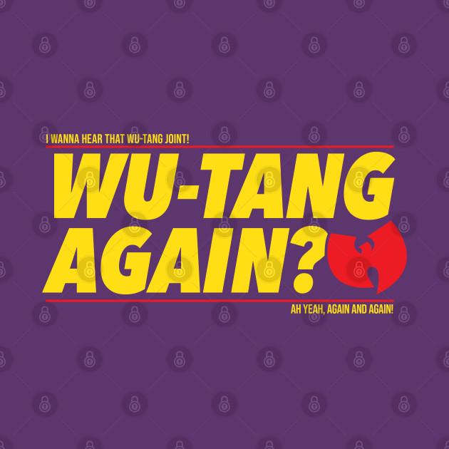 Wu-Tang Again?