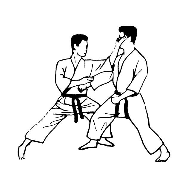 Karate: golpes circulares, uchi waza 132542_0