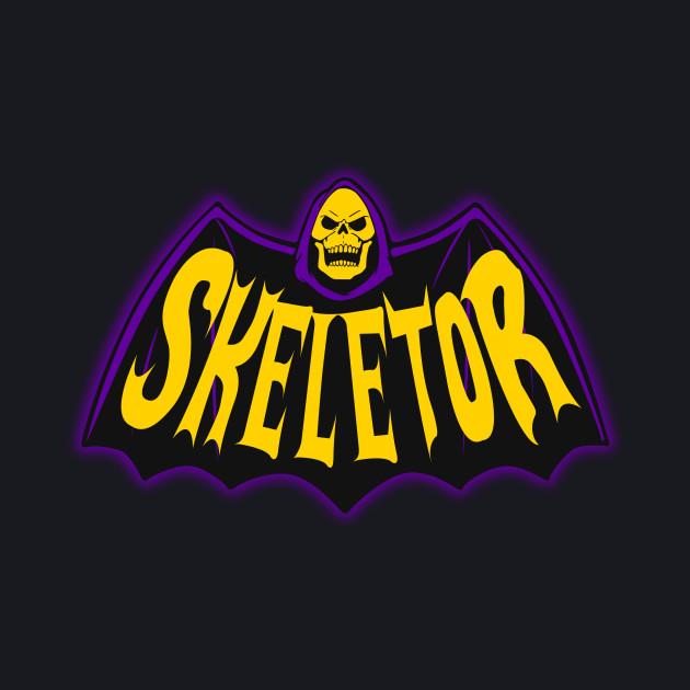 Bat-skeletor