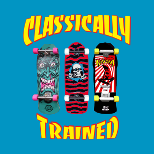 Classically Trained SK8