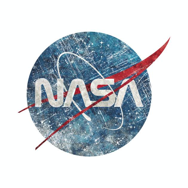 Nasa Fusion Emblem Ultra-Vintage