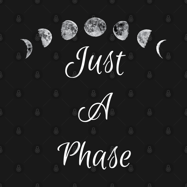 Just A Phase   Lunar Moon Phases