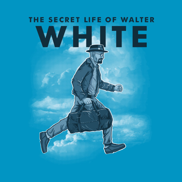 the secret life of Walter White