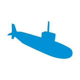 f103e1ca Submarine T-Shirts | TeePublic