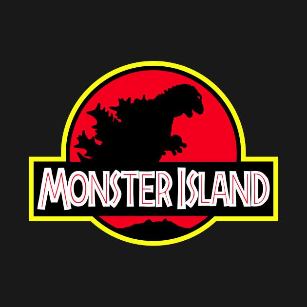 Monster Island – Heisei variant
