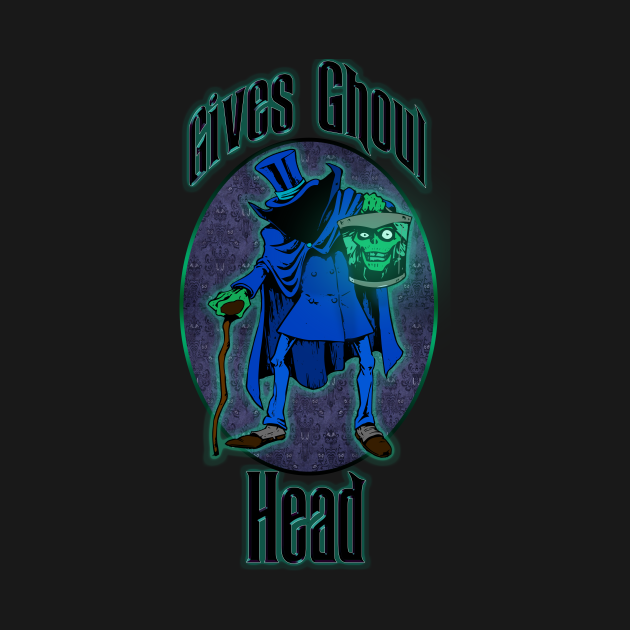 Gives Ghoul Head