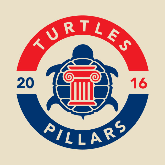 Turtles / Pillars 2016