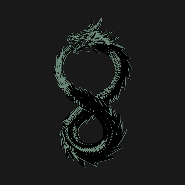 Altered Carbon Ouroboros Altered Carbon T Shirt