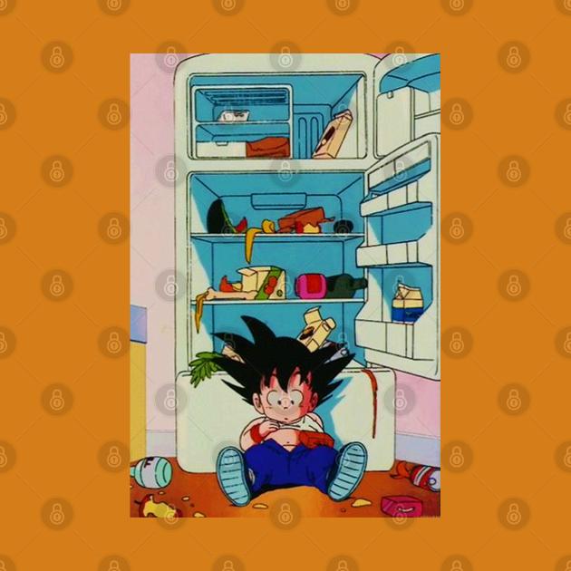 Goku and fridges