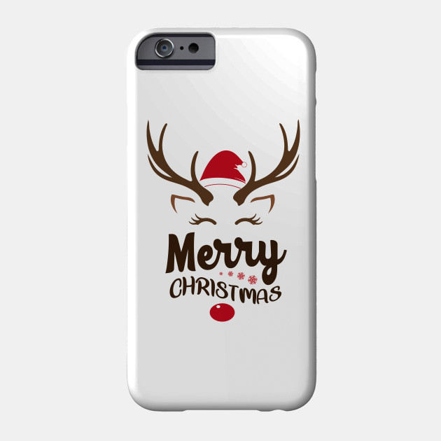 Merry Christmas, Holiday Christmas, Holiday Tee, Matching Christmas, Kids Christmas, Family Christmas Phone Case