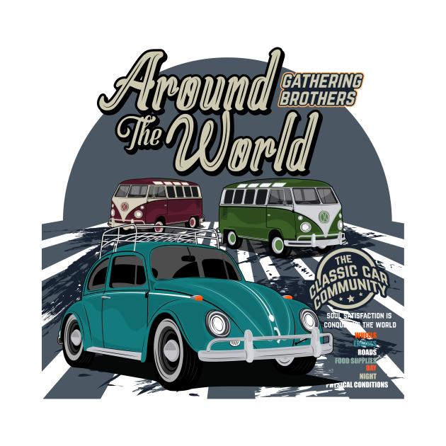 classic car community car